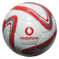 Custom made voetbal
